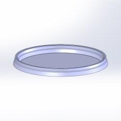 UniPak Standard Lid 109 mm - 2920