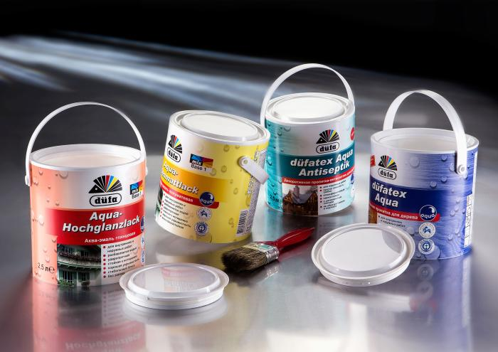 Paint moves from metal to plastic in Ukraine