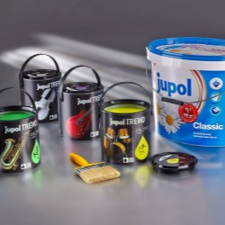 JUB, the leading paint producer in the Balkans adopts RPCs paint containers