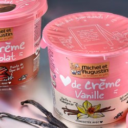 Ice cream pot for Berry Superfos attracts attention